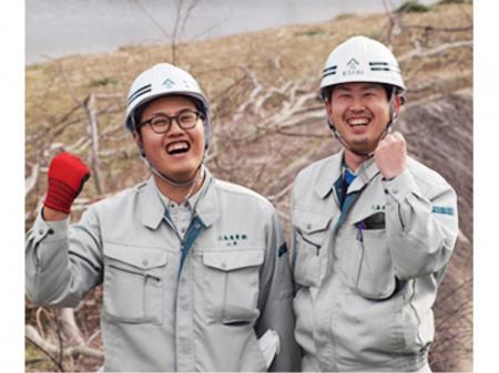 備後地域でトップクラスの業績を誇る総合建設会社の総合職、開発部門の営業