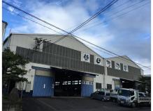工場内での鋼材製造スタッフ、40歳以上からのゼロスタート歓迎
