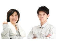 施設や学校の清掃作業スタッフの正社員募集