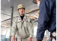 未経験からでも始められる船舶居住区内装施工管理