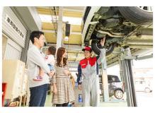 経験を活かせる自動車整備士(動画有り)