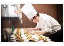 ウェディング会場やレストランでの調理スタッフ