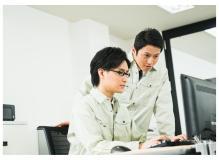 工事用資材の営業及びマネジメント業務