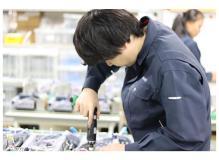 産業機械の電気配線・組立(動画有り)