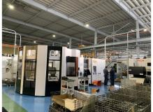 産業機械部品メーカーでのNCとMCオペレーター