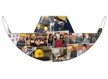 創業70年を超える老舗企業での管理職級求人!大型設備建築現場の施工管理責任者