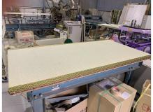畳工場での製造オペレーター