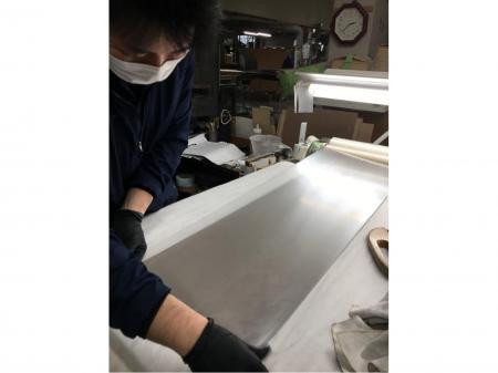 5月新工場稼働!正社員募集!未経験から始める木製キッチン扉の製造スタッフ ※動画あり