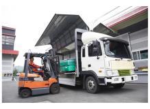 兵庫県神戸市のお仕事♪日帰りコースの大型ドライバー