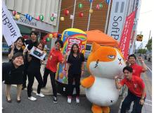 販売職として安心して働ける職場☆広島県、愛媛県内のワイモバイルショップでの販売スタッフ