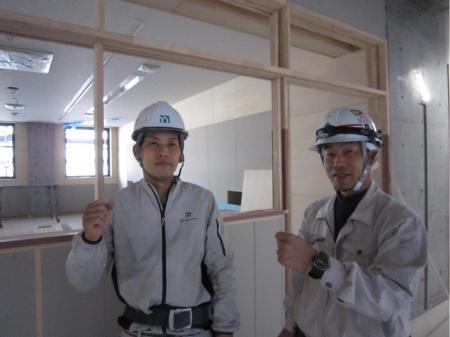 未経験採用枠☆拡大中!①木製品の取り付け(住宅などの内装大工)②CADオペレーター ③施工管理