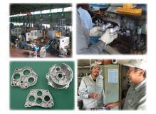 40歳以上も歓迎!工場内製造スタッフ!①アルミ製品の機械加工 ②アルミ製品の仕上げ・検査
