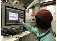 エアコン完備!工場内作業!スチール缶の製造スタッフ