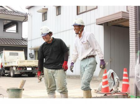 平成最後の転職!①施工管理②現場作業スタッフ ※経験者優遇!資格取得時の待遇も充実!