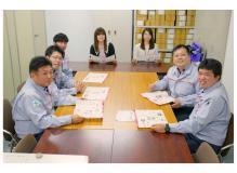 入社時未経験者100%!充実のサポート体制で始める賃貸建物の管理スタッフ