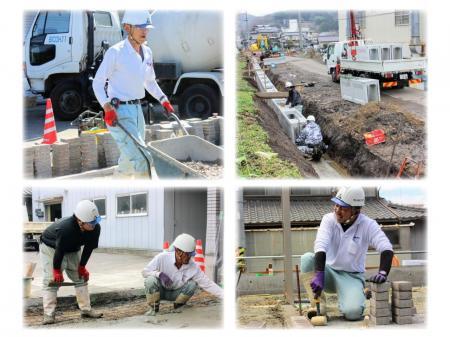 自分らしくキャリアUPできる施工管理または現場作業スタッフ 経験者優遇や資格取得時の待遇も充実