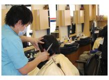 理容師、手厚い待遇が魅力の正社員