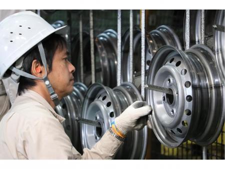 大手メーカーと長年取引が続く安定企業の製造