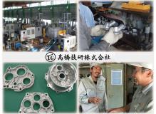 全員が未経験からスタートしたアルミ製品の製造