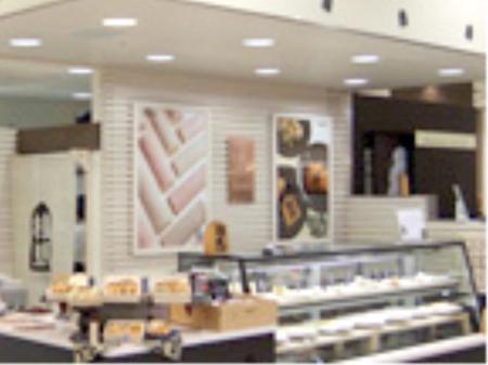 さんすて福山内でのかまぼこ商品の販売・包装業務
