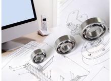 CADによる工業用乾燥機の設計製図スタッフ