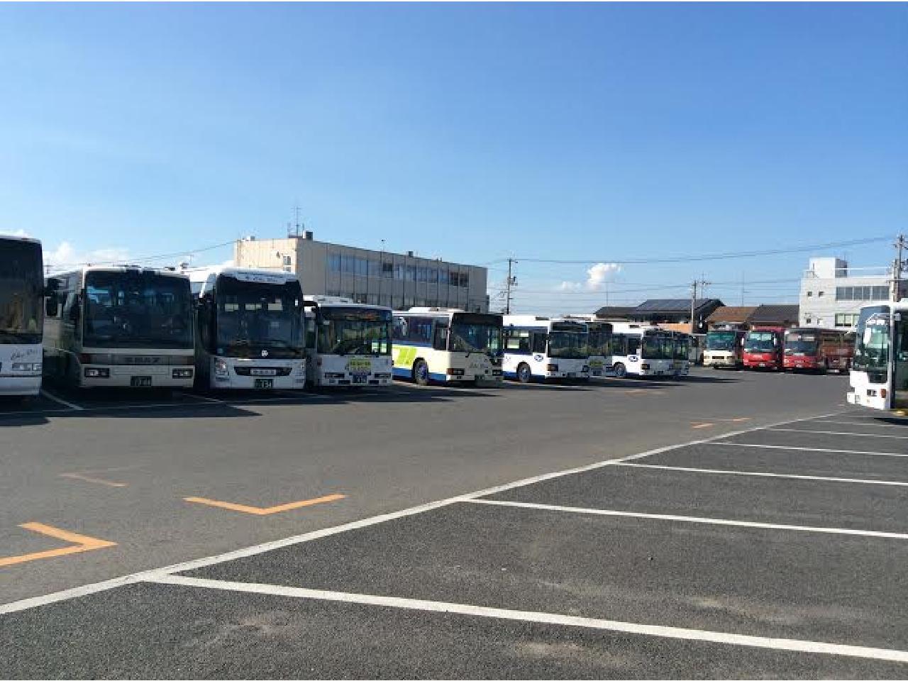 両備グループの安定企業で働けるバス乗務員