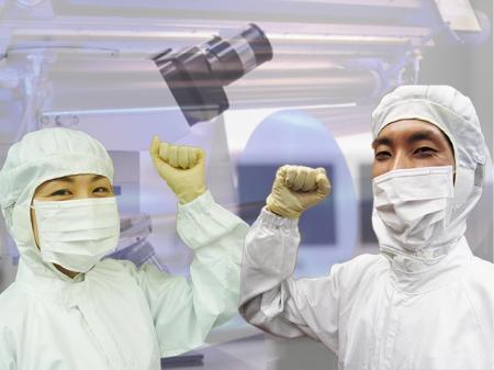 未経験から始める半導体製造装置のオペレーター