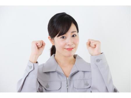 女性スタッフ活躍中で高収入のアルミダイカスト製品検査