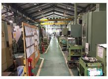 金型の制作加工業務
