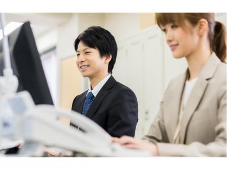 英語や中国語を活かす!ルート営業・輸出入担当