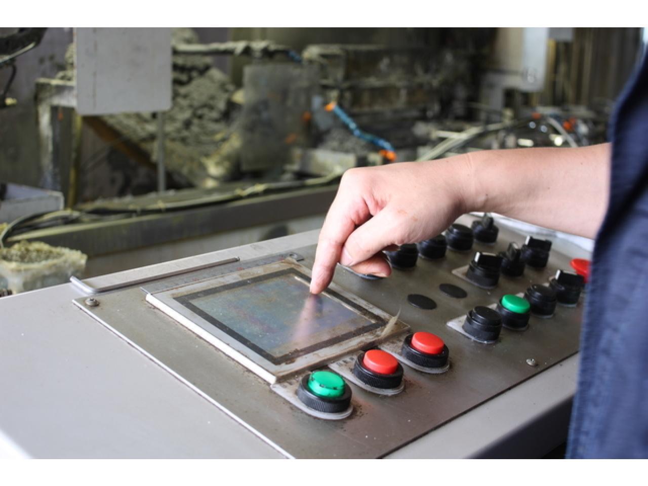 NC・マシニングセンタのオペレーター