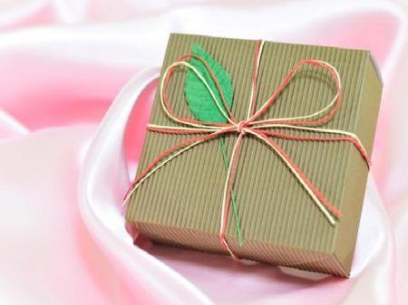 お歳暮の加工補助や包装と配達業務