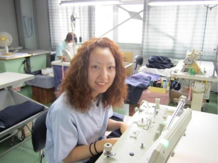 残業ゼロの学生服メーカーでのミシン業務(動画有り)