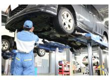 経験を活かす自動車整備士