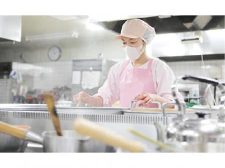 病院内の調理