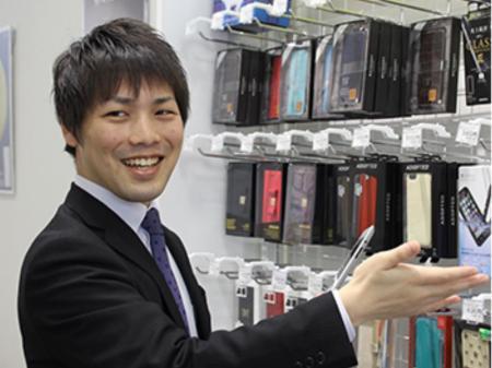 徳島県内のソフトバンクショップ9店舗から選択可能!携帯販売スタッフ(正社員)