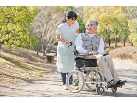 無資格・未経験からスタートできる介護職員