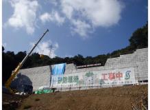 岡山市北区津高の作業風景