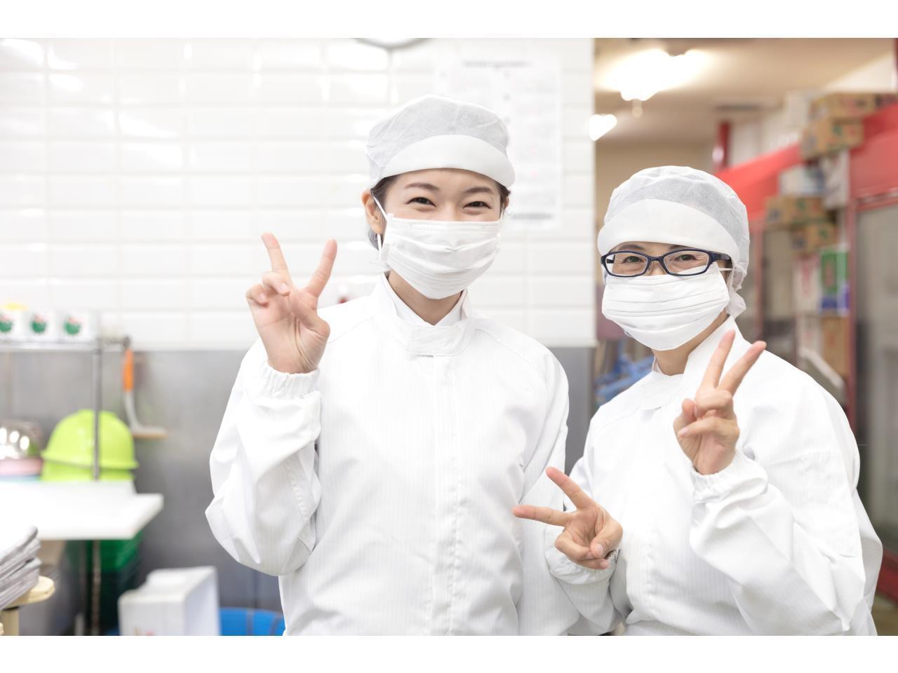 短時間で働ける学校給食の調理補助