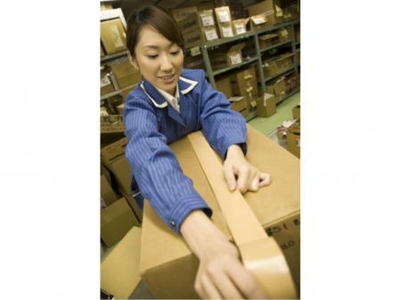 商品の入出庫、ピッキング、検品、梱包、発送作業