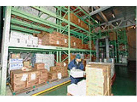 物流会社での倉庫管理部門管理職候補