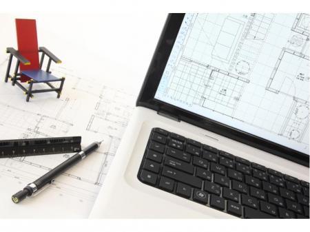 木造住宅のプレカット加工用図面のCAD操作