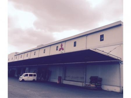 大手農機具メーカーでの農業用倉庫の施工管理