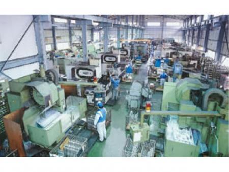 機械部品の製造機械オペレーター