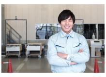 総合物流企業での倉庫および工場管理監督者