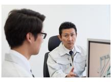 装飾金物のスペシャリスト企業での生産および品質管理責任者(部長・課長待遇)