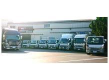 新規事業立ち上げで1人1車体制の大型トラックドライバー