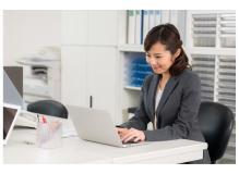 短時間や平日勤務がうれしい経理事務スタッフ