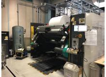 地元印刷会社の機械オペレーター