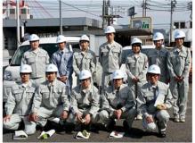 地盤調査改良会社での土木施工管理技師